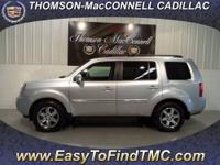 1 Owner Carfax...You are looking at a 2011 Honda Pilot