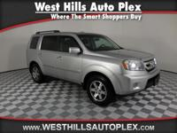 New Arrival! This 2011 Honda Pilot Touring will sell