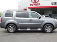 4WD. So roomy passengers travel cage free. One owner