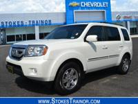New Arrival! CarFax 1-Owner, This 2011 Honda Pilot