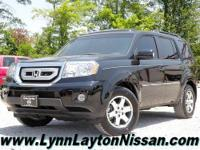 (Stk# 6-7767) 2011 Honda Pilot Touring: an 8-Passenger