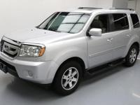 This awesome 2011 Honda Pilot comes loaded with the
