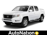 2011 Honda Ridgeline Our Location is: AutoNation Honda