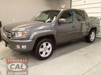 Options:  2011 Honda Ridgeline 4Wd Crew Cab Rtl|4-Wheel