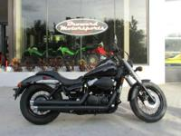 2011 Honda Shadow Phantom (VT750C2B) DISCOUNTED PRICE