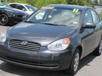 Make: Hyundai Model: Accent Year: