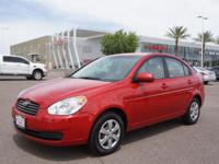 This 2011 Hyundai Accent GLS is complete with