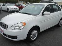 2011 HYUNDAI ACCENT Sedan GLS Our Location is: Liberty