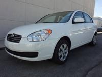 2011 Hyundai Accent Sedan GLS Our Location is: Cadillac