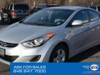 THIS  2011 HYUNDAI ELANTRA GLS SEDAN HAS ONLY 97,622
