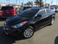 """""""$$ SAVE $$ THIS ELANTRA COMES WITH A CLEAN"""