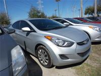 Check out this gently-used 2011 Hyundai Elantra we