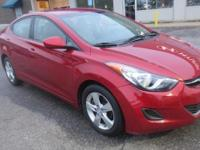 You'll be hard pressed to find a cleaner 2011 Hyundai