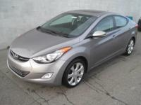 This 2011 Hyundai Elantra Limited is proudly offered by