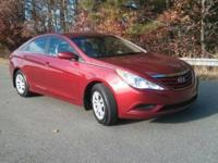 2011 HYUNDAI Elantra SEDAN 4 DOOR 4dr Sdn Auto GLS Our