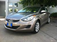 This 2011 Hyundai Elantra GLS PZEV is offered to you