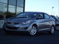 2011 Hyundai Elantra Sedan GLS Our Location is: John