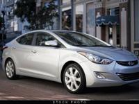 This 2011 Hyundai Elantra 4dr GLS Sedan features a 1.8L