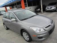 This 2011 Hyundai Elantra Touring GLS Wagon . It is