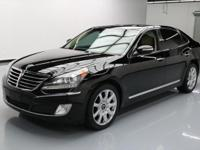 This awesome 2011 Hyundai Equus comes loaded with the