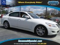 Internet Deal on this sweet 2011 Hyundai Genesis 4.6.