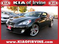 NEW ARRIVAL! PRICED BELOW MARKET! THIS GENESIS COUPE