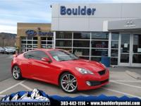 CARFAX Shows No accidents!. 2D Coupe, 3.8L V6 MPI DOHC
