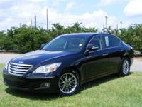 This outstanding example of a 2011 Hyundai Genesis is