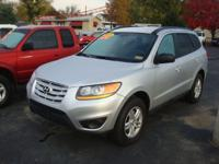 Options Included: N/AClean and sharp Hyundai Santa Fe,