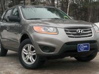 2011 Hyundai Santa Fe, Espresso Brown, One Owner,