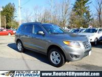 Check THIS one out! 2011 Hyundai Santa Fe GLS AWD with