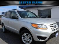 Check out this gently-used 2011 Hyundai Santa Fe we