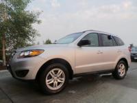 Options:  2011 Hyundai Santa Fe |Silver|60|738