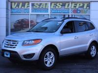 Looking for a clean, well-cared for 2011 Hyundai Santa