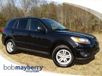 *This 2011 Hyundai  Santa Fe GLS has a sharp Phantom