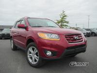 The 2011 Hyundai Santa Fe is a five-passenger crossover