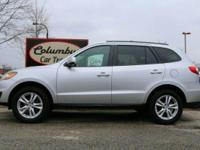 BEAUTIFUL ONE OWNER HYUNDAI SANTE FE LIMTED WITH