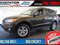 4D Sport Utility, AWD, and 2011 Hyundai Santa Fe. Talk