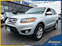 This well equipped Hyundai Santa Fe Limited has all of