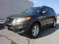 2011 Hyundai Santa Fe SUV GLS Our Location is: Cadillac