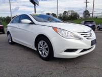 2011 Hyundai Sonata GLS sedan with a 4 cyl engine and