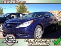 2011 Hyundai Sonata 4dr Car GLS Our Location is: Dave