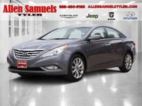 2011 Hyundai Sonata 4dr Car SE Our Location is: Allen