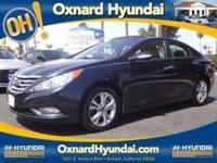 Sonata Limited, Hyundai Certified, 4D Car, Automatic,