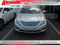 2011 Hyundai Sonata SDN. Serving the Bloomsburg,