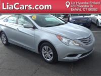 2011 Hyundai Sonata in Radiant Si and Bluetooth Smart
