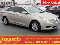 Recent Arrival! This 2011 Hyundai Sonata GLS in Camel