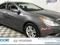 Hyundai Sonata GLS CLEAN CARFAX, ALLOY WHEELS, BLUE
