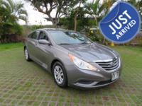 Gray 2011 Hyundai Sonata GLS FWD 6-Speed Automatic with