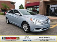 JUST ARRIVED! 2011 Hyundai Sonata GLS!**LOCAL, ONE